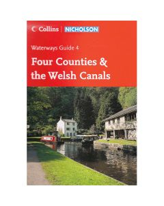 Four Counties and Welsh Canals - Nicholson's Guide 4