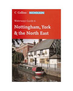 Nottingham York & the Northeast - Nicholson's Guide 6