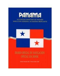 Panama Official Log Book