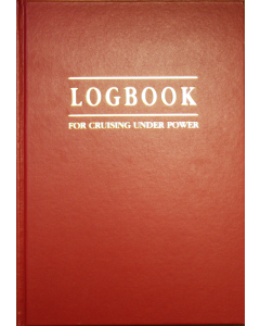 Logbook For Cruising Under Power (Hardback)