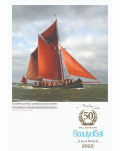Beken Beauty of Sail Calendar 2022
