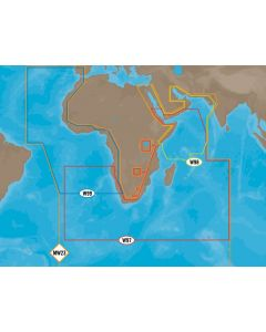 C-MAP MAX - Red Sea, Arab Gulf and Africa