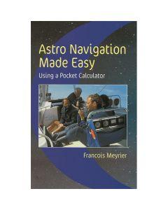 Astro Navigation Made Easy - Using a Pocket Calculator
