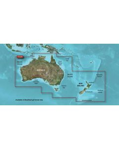 Garmin BlueChart g2 HD - Australia and New Zealand Regular
