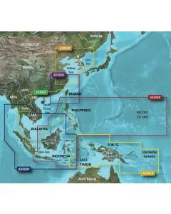 Garmin BlueChart g2 Vision HD - Eastern Asia Regular