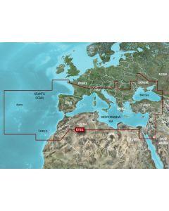 Garmin BlueChart g3 Vision - Southern Europe (VEU723L)