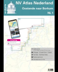 NL1: NV Atlas Nederland - Oostende naar Borkum