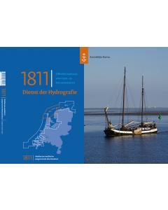 1811 Waddenzee westblad en aangrenzende Noordzeekust