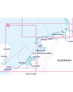 Mariners' Routeing Guide: Southern North Sea - Passage Planning Chart