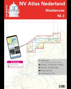 NL2: NV Atlas Nederland - Waddenzee