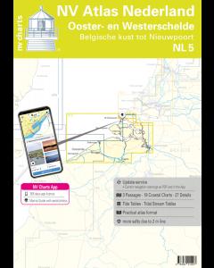 NL5: NV Atlas Nederland - Ooster- en Westerschelde