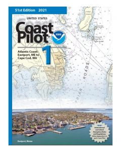 United States Coast Pilot 1 (49th Edition)