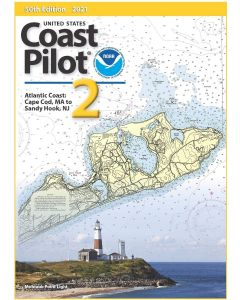 United States Coast Pilot 2 (48th Edition)