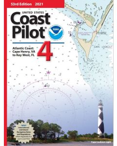 United States Coast Pilot 4 (51st Edition)