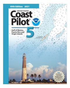United States Coast Pilot 5 (49th Edition)