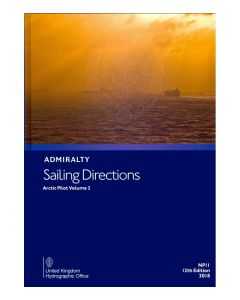 ADMIRALTY Sailing Directions: Arctic Pilot Volume 2 ( NP11 | 12th Edition | 2018 )