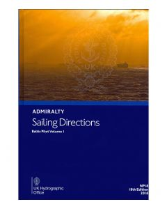 ADMIRALTY Sailing Directions: Baltic Pilot Volume 1 ( NP18 | 18th Edition | 2018 )
