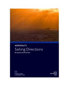 NP23 - ADMIRALTY Sailing Directions: Bering Sea and Strait Pilot
