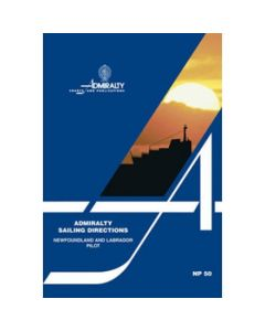 ADMIRALTY Sailing Directions: Newfoundland and Labrador Pilot ( NP50 | 14th Edition | 2016 )