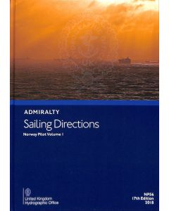 ADMIRALTY Sailing Directions: Norway Pilot Volume 1 ( NP56 | 17th Edition | 2018 )