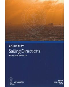NP57A - ADMIRALTY Sailing Directions: Norway Pilot Volume 2A (13th Edition, 2019)