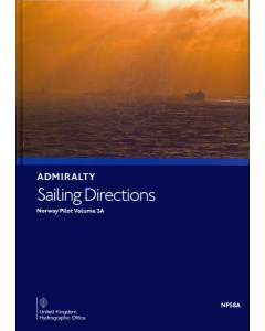 NP58A - ADMIRALTY Sailing Directions: Norway Pilot Volume 3A