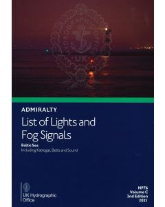 ADMIRALTY List of Lights and Fog Signals: Baltic Sea ( NP76 | Volume C | 201/19 )