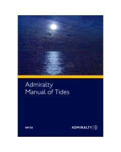 ADMIRALTY: Manual of Tides ( NP120 | 1st Edition | 1961 )