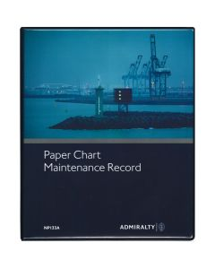 NP133A - ADMIRALTY Paper Chart Maintenance Record