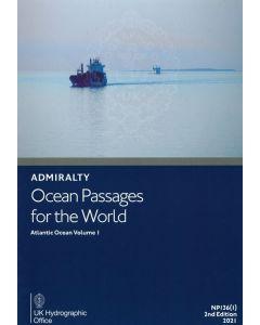 ADMIRALTY Ocean Passages for the World Volume 1 - Atlantic Ocean