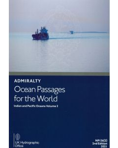 ADMIRALTY Ocean Passages for the World Volume 2 - Indian and Pacific Oceans