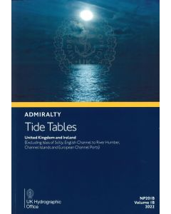 NP201B - ADMIRALTY Tide Tables: United Kingdom and Ireland (2022)