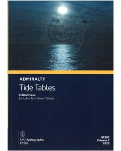 NP203 - ADMIRALTY Tide Tables: Indian Ocean (2021)
