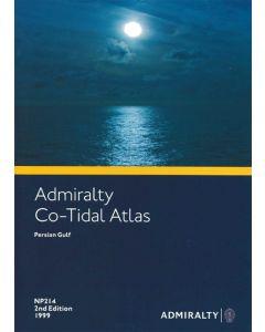NP214 - ADMIRALTY Co-Tidal Atlas: Persian Gulf