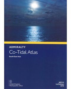 NP215 - ADMIRALTY Co-Tidal Atlas: South East Asia