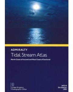 NP218 - ADMIRALTY Tidal Stream Atlas: North Coast of Ireland and West Coast of Scotland