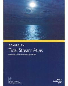 NP219 - ADMIRALTY Tidal Stream Atlas: Portsmouth Harbour and Approaches