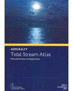 NP221 - ADMIRALTY Tidal Stream Atlas: Plymouth Harbour and Approaches