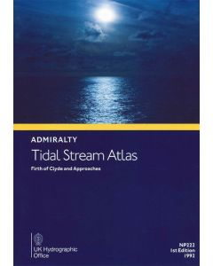 NP222 - ADMIRALTY Tidal Stream Atlas: Firth of Clyde and Approaches