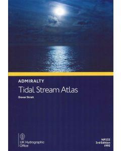 NP233 - ADMIRALTY Tidal Stream Atlas: Dover Strait