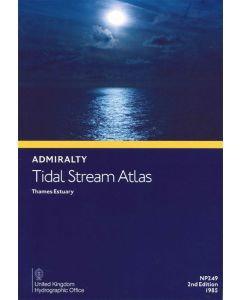 ADMIRALTY Tidal Stream Atlas and Co-Tidal Atlas: Thames Estuary