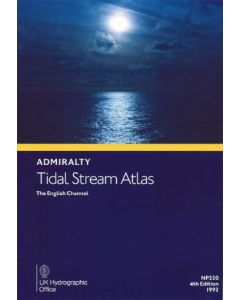 NP250 - ADMIRALTY Tidal Stream Atlas: English Channel