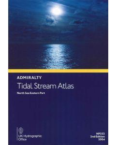 NP253 - ADMIRALTY Tidal Stream Atlas: North Sea - Eastern Part