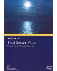 NP254 - ADMIRALTY Tidal Stream Atlas: Falmouth to Teignmouth