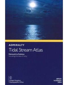 NP255 - ADMIRALTY Tidal Stream Atlas: Falmouth to Padstow [including Isles of Scilly]