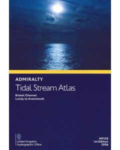 NP258 - ADMIRALTY Tidal Stream Atlas: Bristol Channel and Lundy to Avonmouth