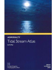 NP 263 - ADMIRALTY Tidal Stream Atlas: Lyme Bay