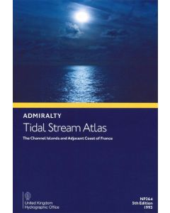 NP264 - ADMIRALTY Tidal Stream Atlas: Channel Islands and Adjacent Coasts of France