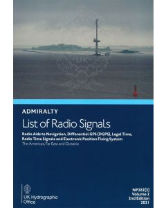 ADMIRALTY List of Radio Signals - The Americas, Far East & Oceania (Volume 2, Part 2)