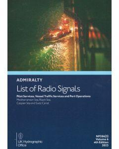 NP286(3) - ADMIRALTY List of Radio Signals: Volume 6, Part 3